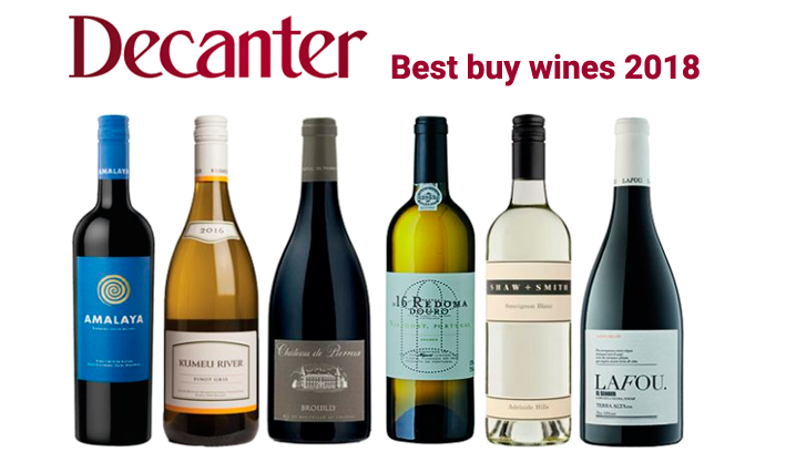 decanter bust buy wines 2018