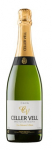 Cava brut nature reserva celler vell brut nature reserva
